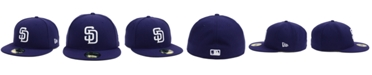 New Era San Diego Padres Authentic Collection 59FIFTY Cap