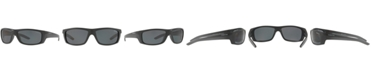 Sunglass Hut Collection Polarized Sunglasses , HU2007 63