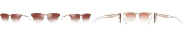 Ray-Ban Sunglasses, RB3576N BLAZE CLUBMASTER