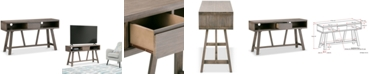 Simpli Home CLOSEOUT! Baylie TV Stand