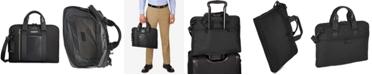 TUMI Men's Alpha Bravo Aviano Slim Briefcase