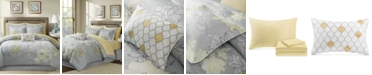Madison Park Avalon 9-Pc. Full Comforter Set
