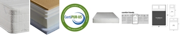Nature's Spa by Paramount Eden Latex 11''  Cushion Firm Mattress- Full, Created for Macy's