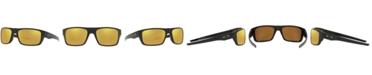 Oakley Polarized Sunglasses, OO9367 60 Drop Point