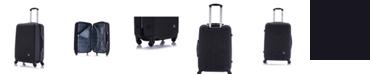 "InUSA Royal 24"" Lightweight Hardside Spinner Luggage"