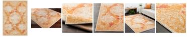 Surya Harput HAP-1042 Burnt Orange 2' x 3' Area Rug