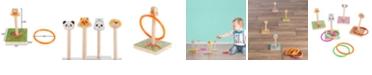 Trademark Global Kids Zoo Animal Ring Toss Game Set By Hey Play