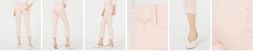 INC International Concepts I.N.C. Tulip-Hem Skinny Ankle Jeans, Created for Macy's