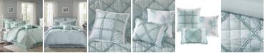 Madison Park Mindy Cotton 9-Pc. King Comforter Set
