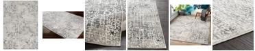 """Surya Quatro QUA-2309 Silver Gray 7'10"""" x 10'3"""" Area Rug"""