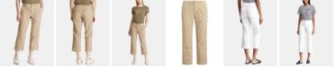Lauren Ralph Lauren Lightweight Cotton Pants