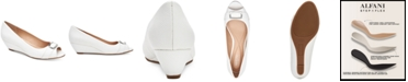 Alfani Carterr Step 'N Flex Wedges, Created for Macy's