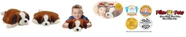 Pillow Pets Signature St. Bernard Stuffed Animal Plush Toy