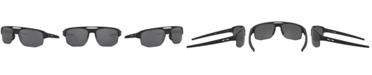Oakley Polarized Sunglasses, MERCENARY OO9424 70