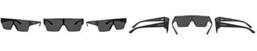 Burberry Polarized Sunglasses, BE4291 38