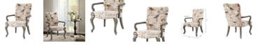 Furniture Bridgitte Fabric Accent Chair