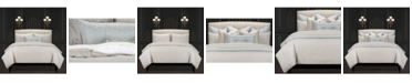 F. Scott Fitzgerald F Scott Fitzgerald Lumiere Smoke Luxury Bedding Set