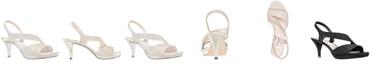 Nina Nasreen Platform Sandals