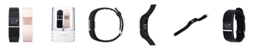 iTouch iFitness Activity Tracker with Black Strap and Bonus Blush Strap