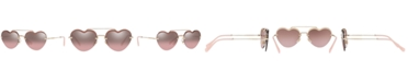 MIU MIU Sunglasses, MU 62US 58