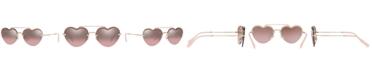 MIU MIU Sunglasses, MU 62US 58
