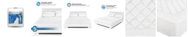 Great Sleep Hydrocool 5 Degree Zoned Twin Mattress Pad