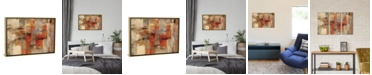 iCanvas City Wall by Silvia Vassileva Gallery-Wrapped Canvas Print Collection