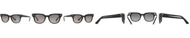 Ray-Ban METEOR Polarized Sunglasses, RB2168 50