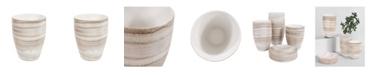 Howard Elliott Desert Sands Tapered Ceramic Vase, Small