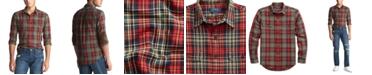 Polo Ralph Lauren Men's Classic Fit Plaid Workshirt