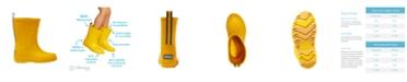 Totes Toddler Girls Cirrus Charley Tall Waterproof Rain Boots