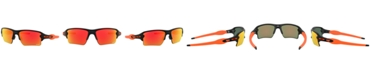 Oakley NFL Collection Sunglasses, Cleveland Browns OO9188 59 FLAK 2.0 XL