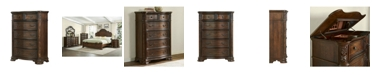 Furniture Roxy Lift Top Chest