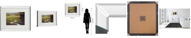 "Classy Art Lifting MistBy Lynne Windsor Mirror Framed Print Wall Art, 34"" x 40"""