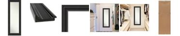 "Amanti Art Ridge on The Door Full Length Mirror, 19.75"" x 53.75"""