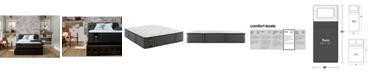 """Sealy Premium Posturepedic Exuberant 14.5"""" Plush Mattress- Twin"""