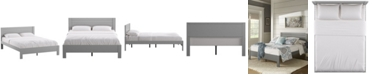 iNSPIRE Q Davidson Horizontal Panel Full Bed