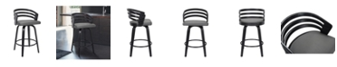 "Armen Living Jayden 26"" Counter Stool"