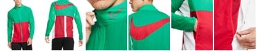 Nike Men's Academy Colorblocked Soccer Jacket