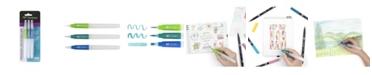 Tombow 56253 Water Brush Pen, 3-Pack