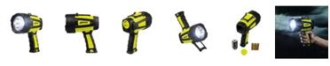 Wagan Tech Wagan Brite-Nite 600 Lumen LED Spotlight with Adjustable Hanging Stand, AA Battery