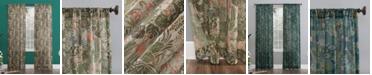 "Lichtenberg No. 918 Senegal Night Safari 50"" x 63"" Semi-Sheer Curtain Panel"
