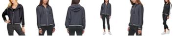 Calvin Klein Colorblocked Zip Hoodie