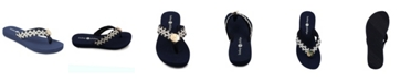 Lindsay Phillips Lulu-Tu Flip Flop Sandal
