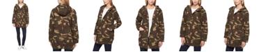 Levi's Trendy Plus Size Camo-Print Parka