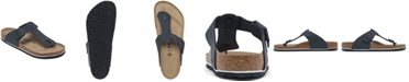 Birkenstock Men's BirkoFlor Medina Thong Sandals from Finish Line