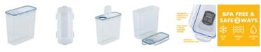 Lock n Lock Easy Essentials Pantry 14.3-Cup Food Storage Container with Flip Lid