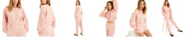 INC International Concepts CULPOS X INC Cropped Sweatshirt, Created for Macy's
