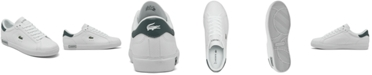 Lacoste Women's Powercourt Casual Sneakers from Finish Line