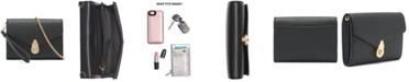 Calvin Klein Soft Lock Convertible Crossbody/Shoulder Bag